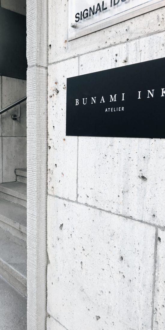 Atelier BUNAMI INK