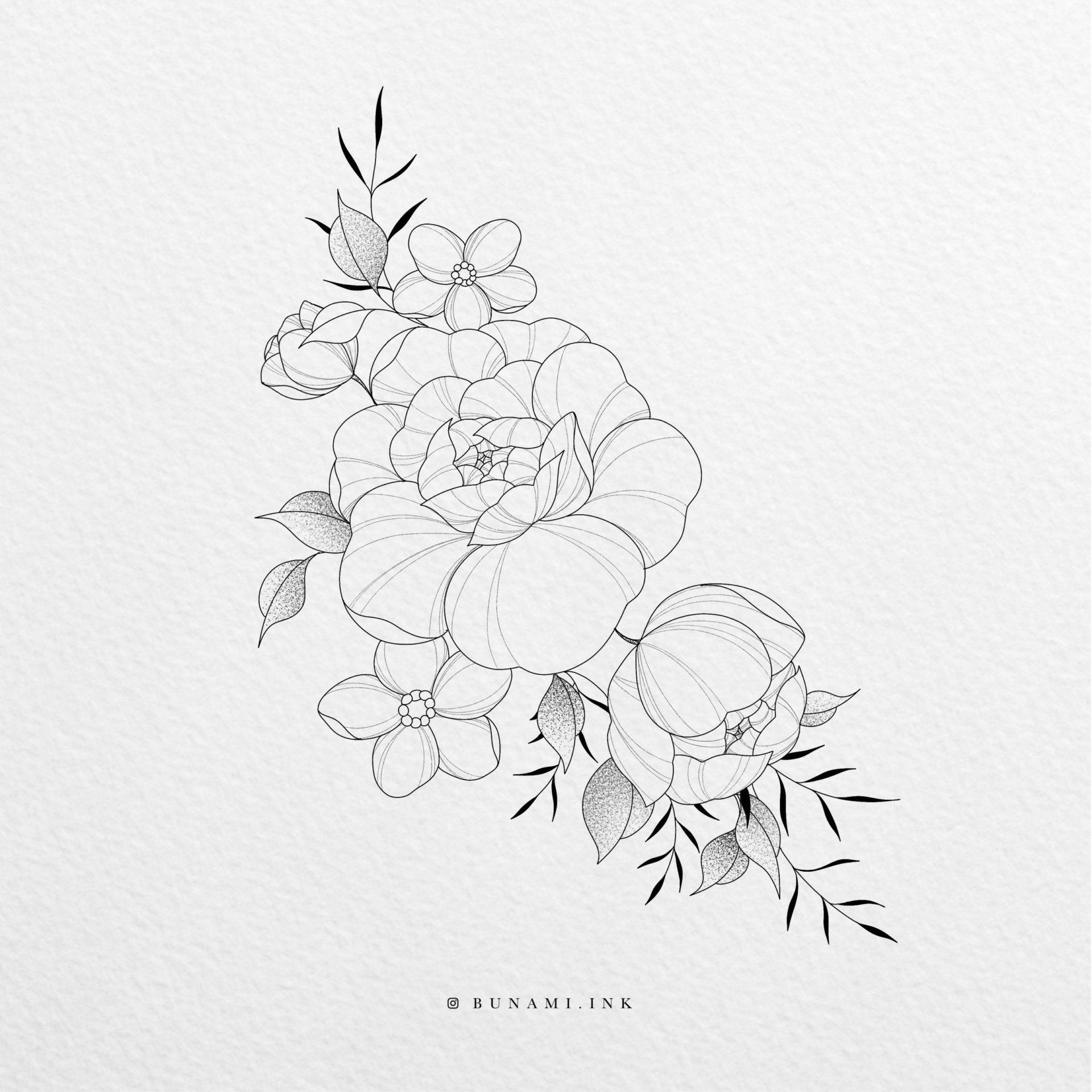 Big_peony_&_forgetmenot_floral_2020-03-12